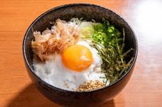 白泡 T K G ~卵かけご飯~