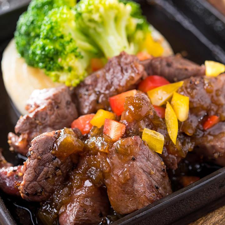 山形牛ひとくち牛肉ステーキ